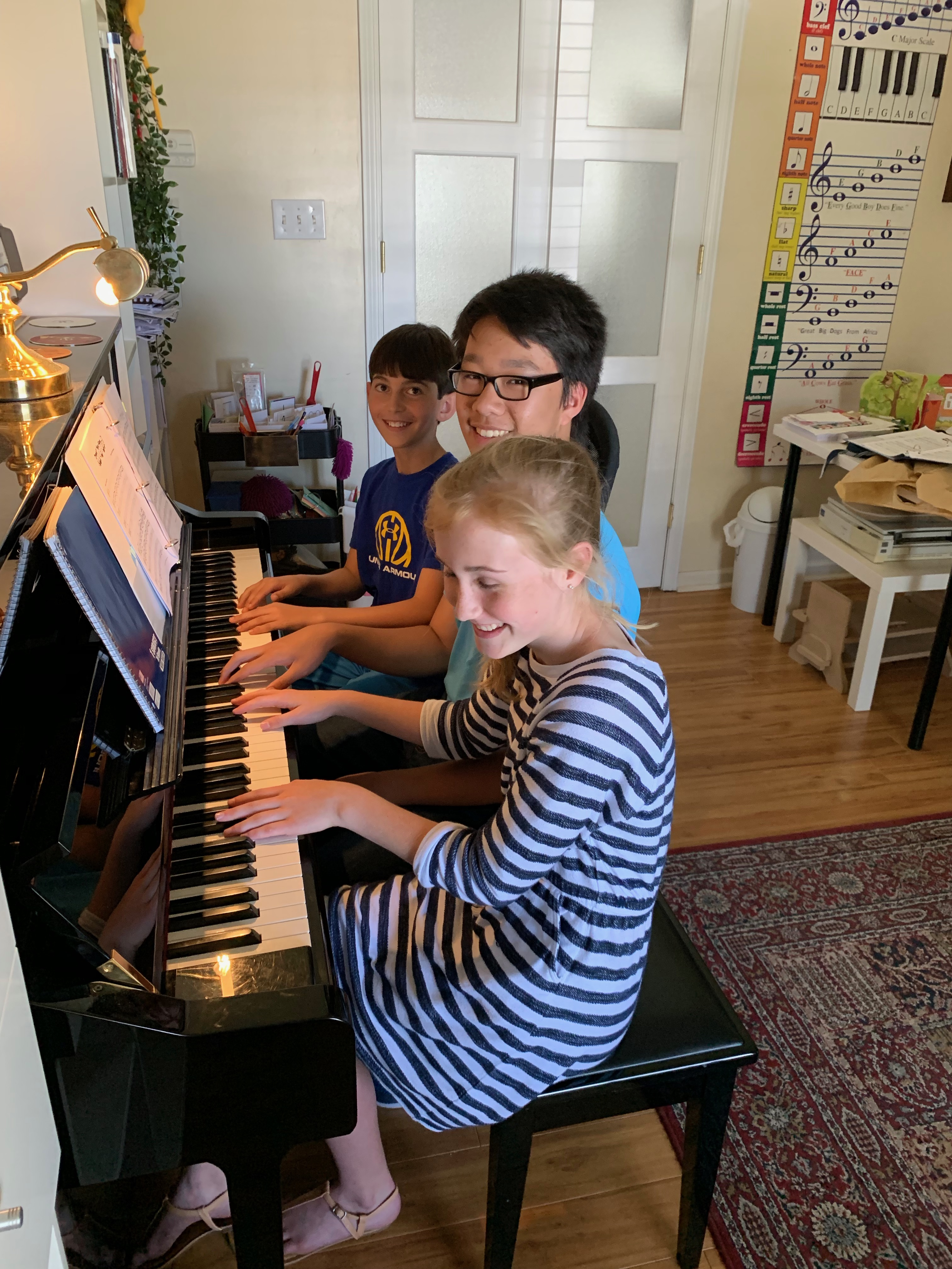 Iberia Music Academy • Music lessons for Piano, Guitar